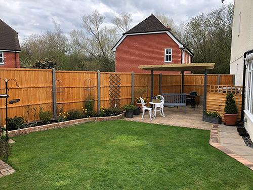 Fence renewal 1